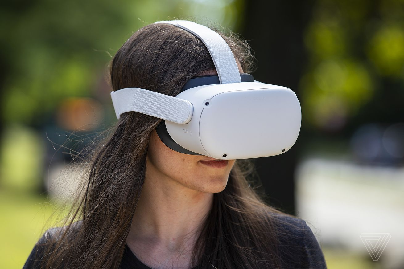 Buying an Oculus headset to help get your Facebook account back is a risky move
