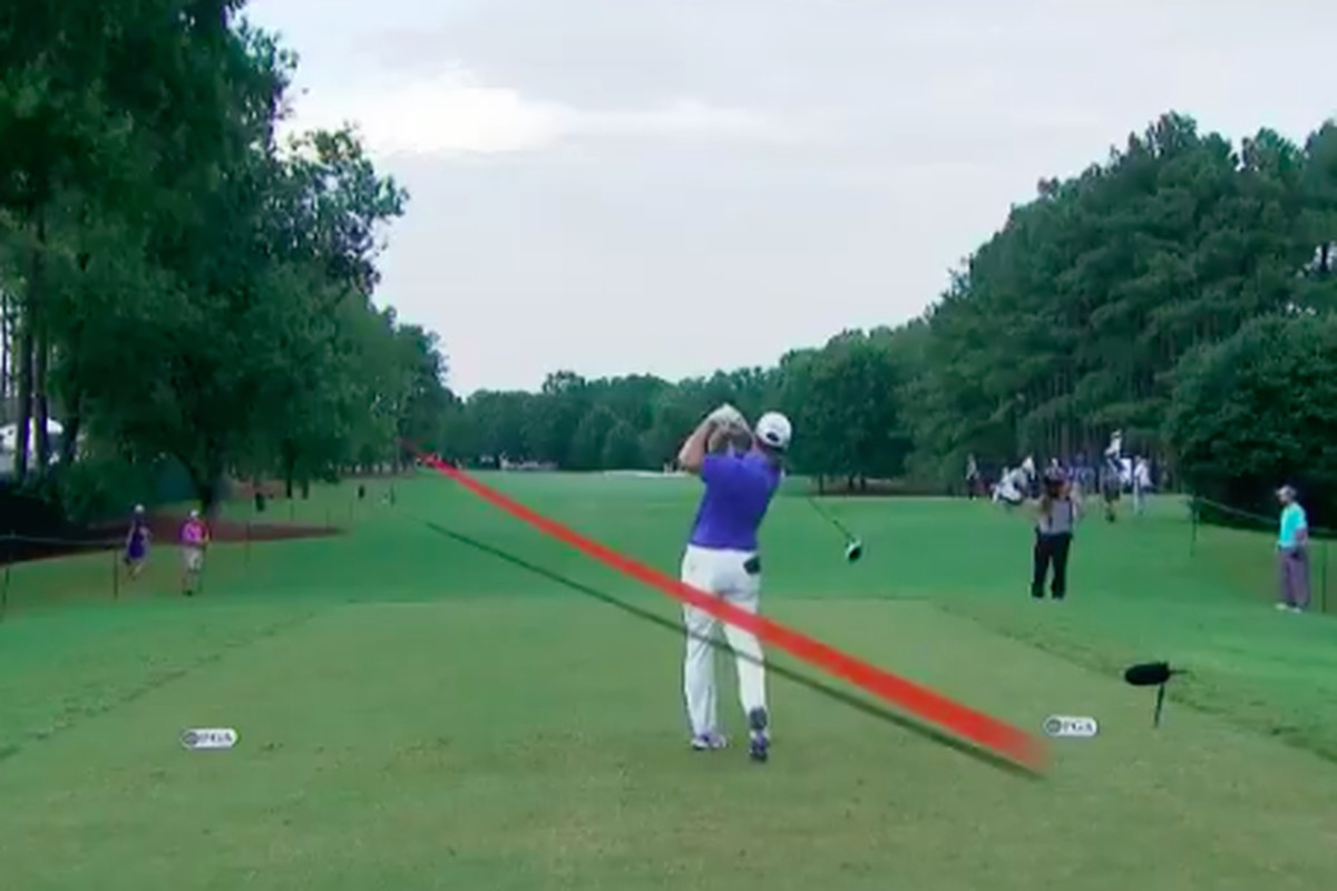 Rod Pampling Hit the Greatest Shot in Major Championship History