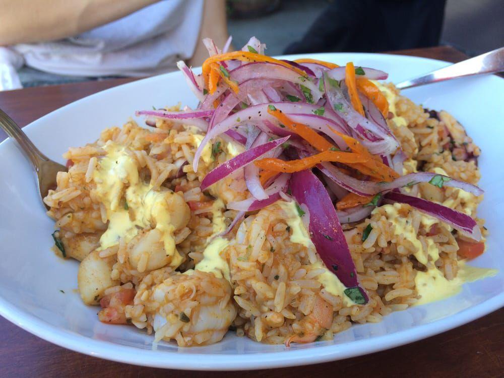 Aji Peruvian Cuisine
