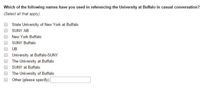 ub survey 9
