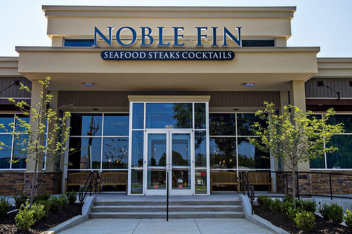 Jay Swift's Noble Fin, now open in Peachtree Corners.