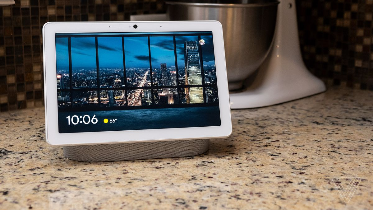 Google Nest Hub Max review: bigger screen, better sound, and