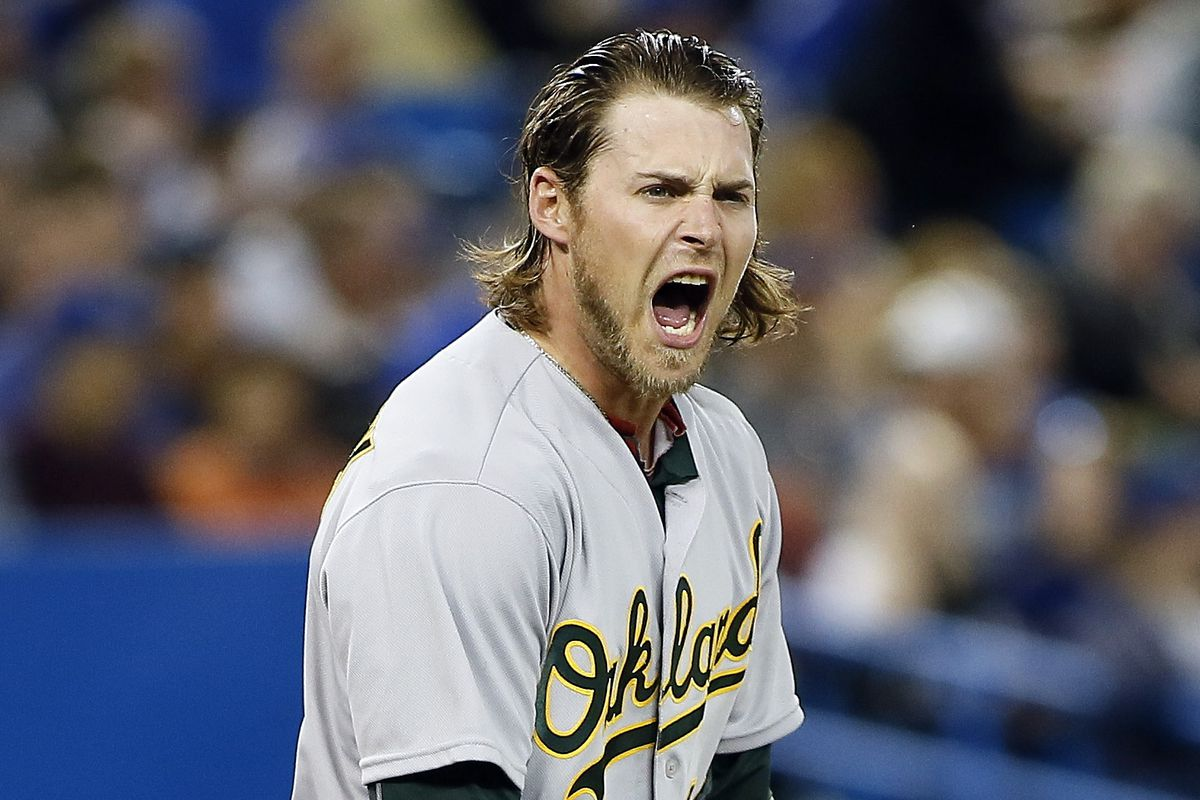 Josh Reddick will be a free agent after the season.