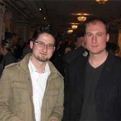Craig Schoettler and Dave Beran