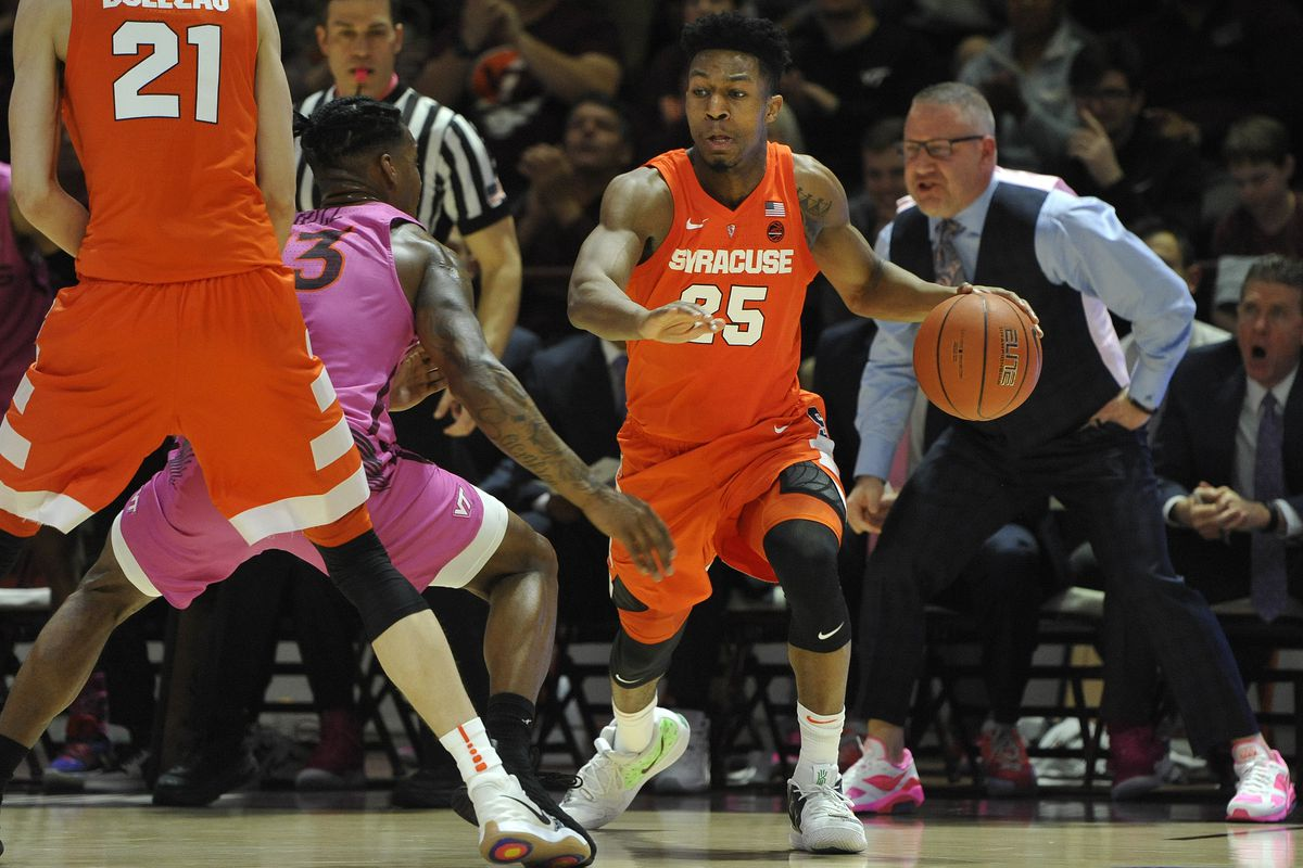 Syracuse Basketball Vs Boston College Preview Five Things To Watch