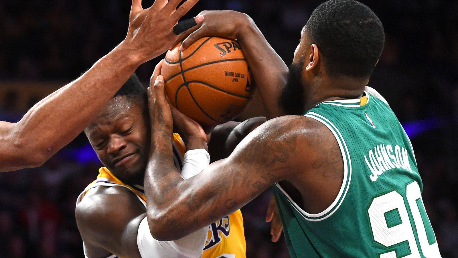 Summary and statistics for the 2010 NBA Finals Boston Celtics vs Los Angeles Lakers