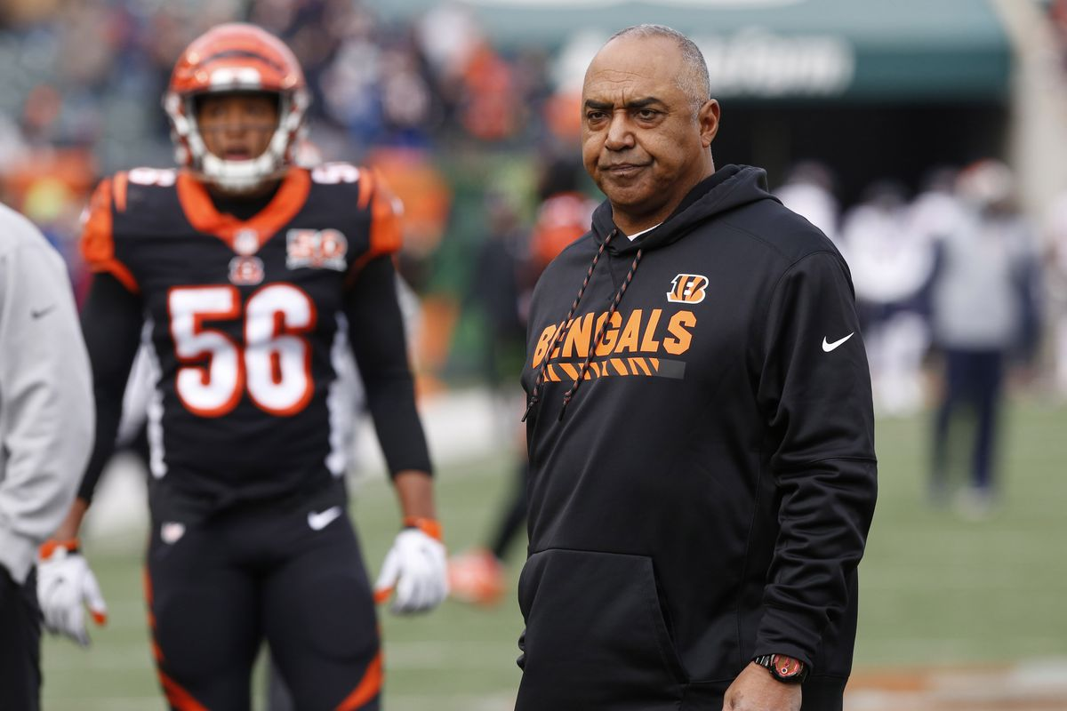 5ed69370d Marvin Lewis denies ESPN report that he s stepping down as Bengals head  coach at end of season