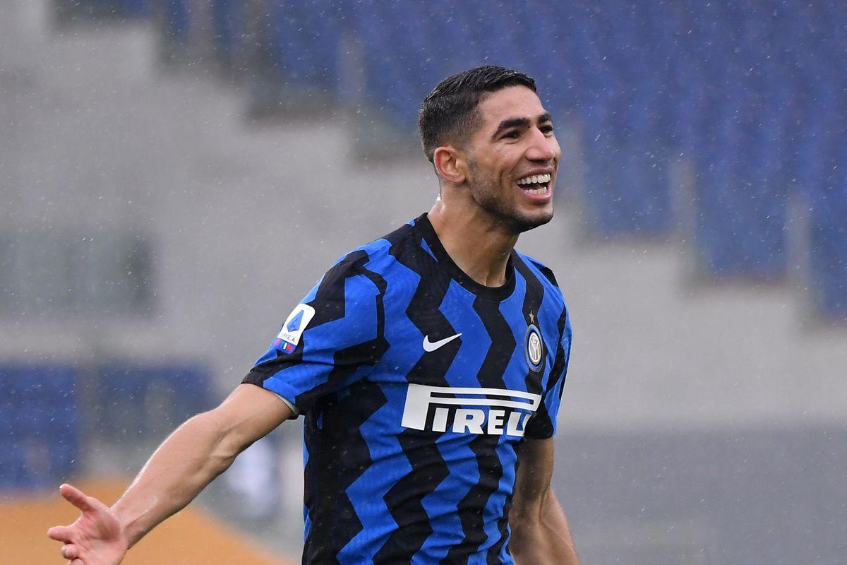ITALY-ROME-FOOTBALL-SERIE A-ROMA VS INTER