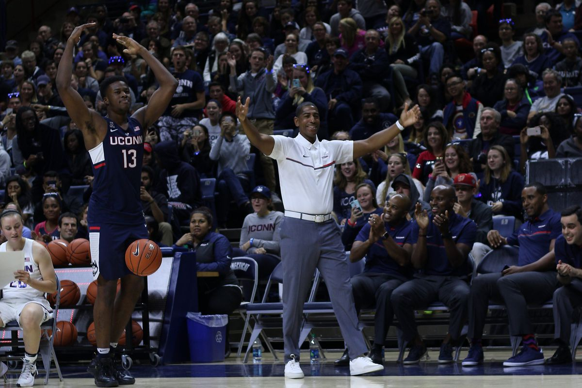 UConn Men's Basketball to Play in 2018 2K Sports Classic ...