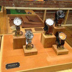<strong>Shinola</strong> Watches, $475-$950