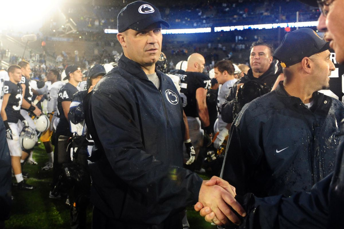 Bill O'Brien and the Nittany Lions Get a Reprieve from the NCAA