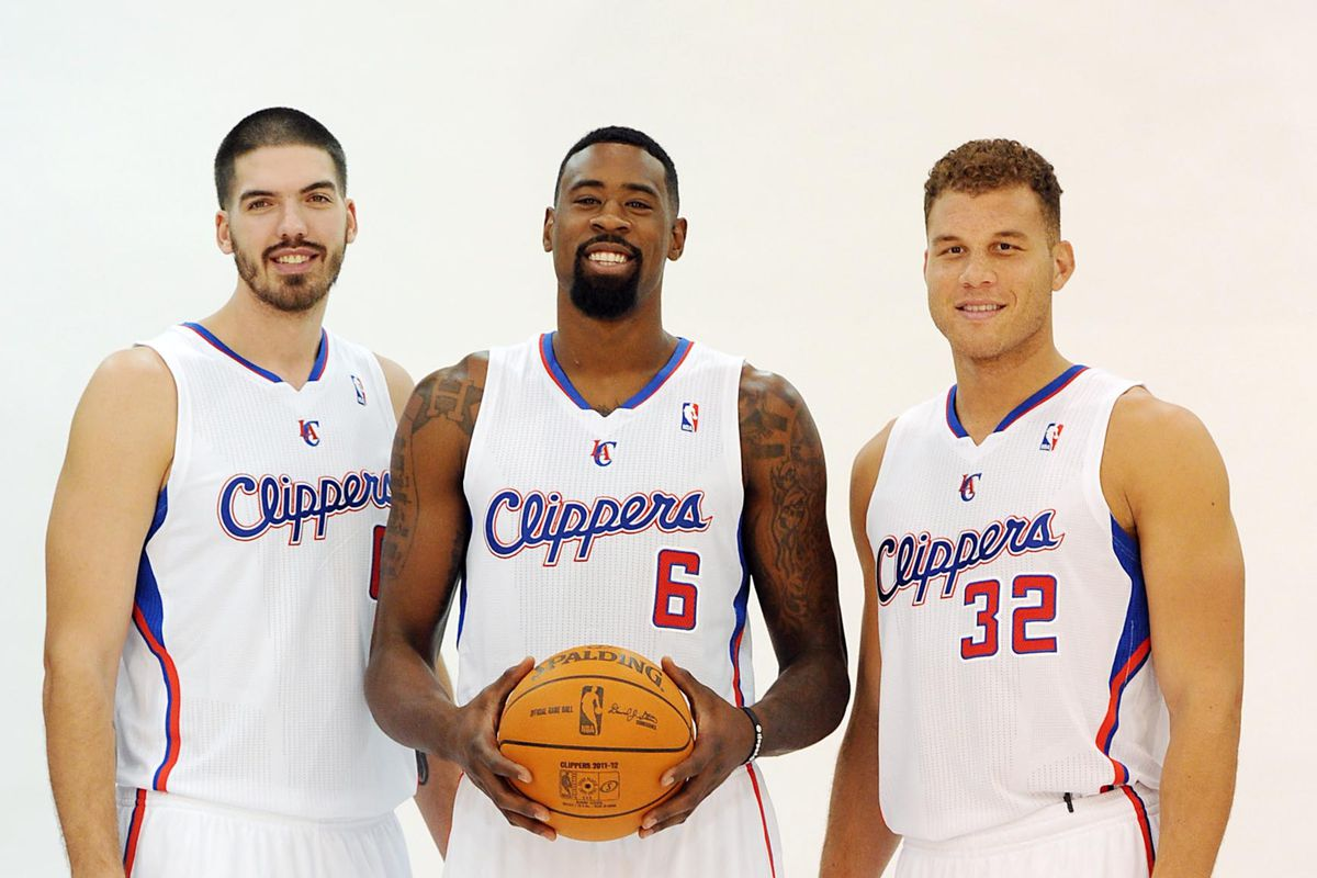 Can Byron Mullens be the third member of the Clippers big man rotation this season?