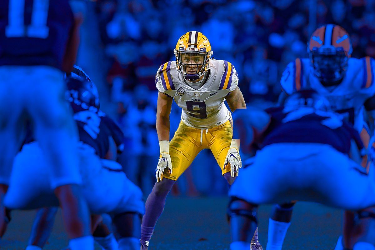 The people's guide to Grant Delpit of LSU - Banner Society