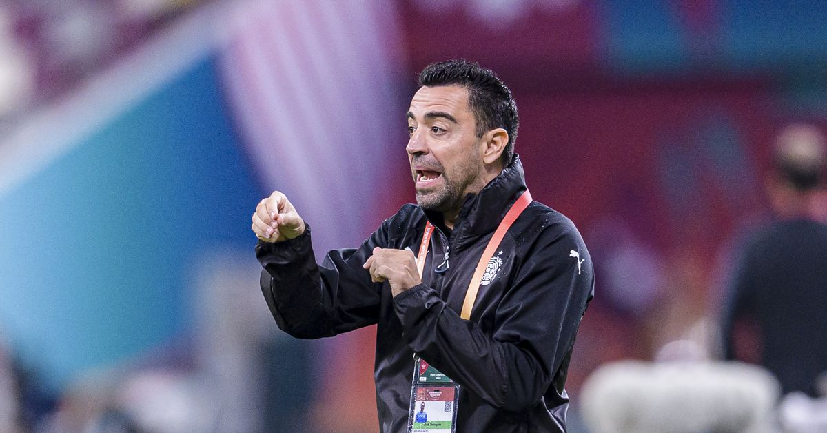 Victor Font releases an organization chart with Xavi and Jordi Cruyff at the helm