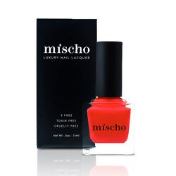 """Mischo Beauty """"Billie"""" Nail Lacquer, <a href=""""http://www.mischobeauty.com/collections/the-icons-collection/products/billie"""">$18</a>"""