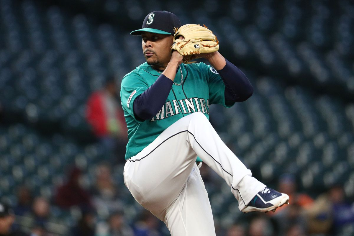 540676394e Mariners Moose Tracks, 6/15/19: Justus Sheffield, Hunter Renfroe, and Mr  Little Jeans