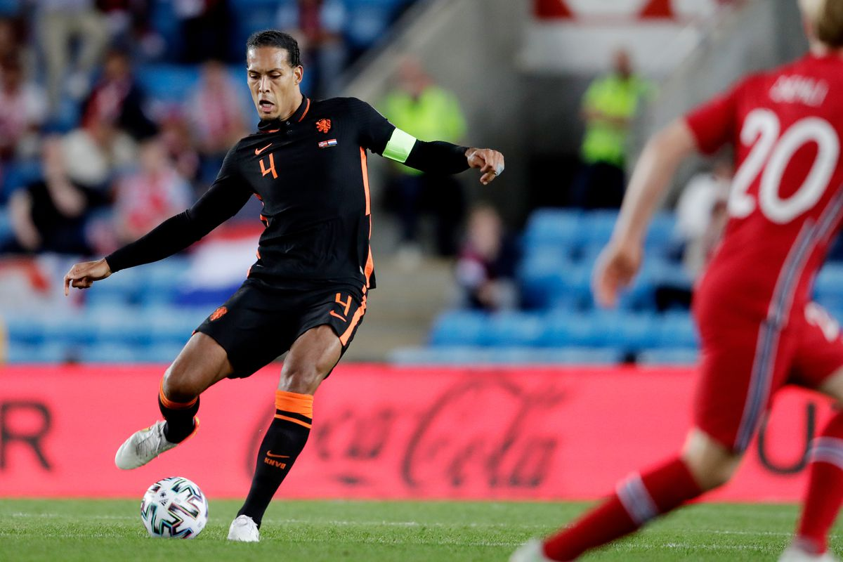 Norway v Holland -World Cup Qualifier