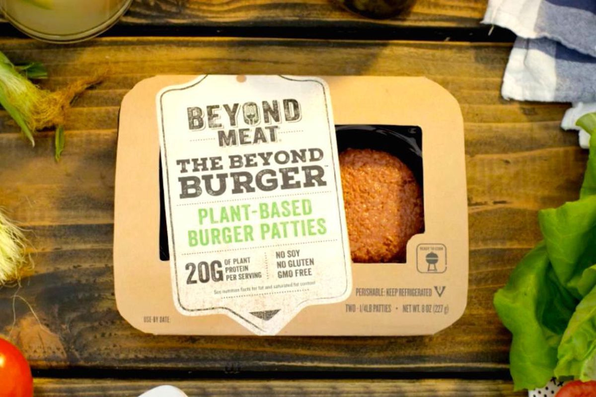 Beyond Meat S Bleeding Veggie Burgers Are About To Be Everywhere Eater