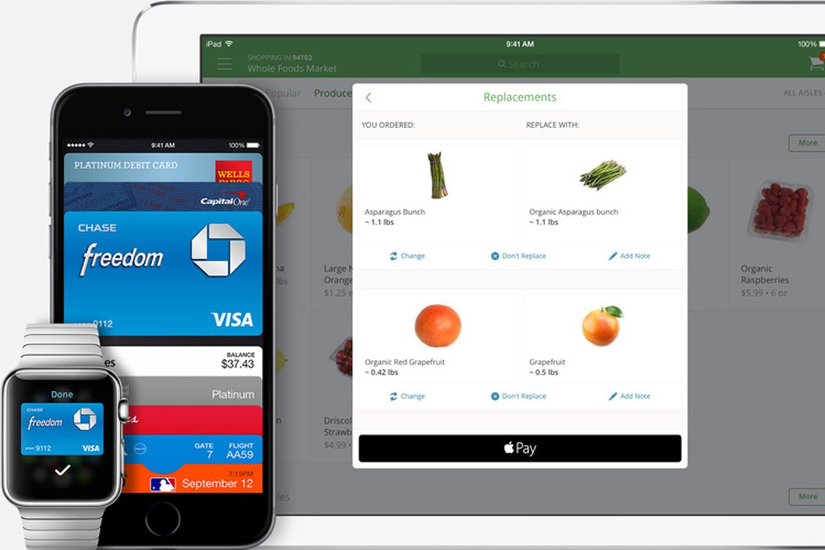 Apple pay users are the types of customers banks like says chase jpmorgan chase told investors that more than 1 million customers have set up their chase credit and debit cards for use with apple pay according to reheart Choice Image