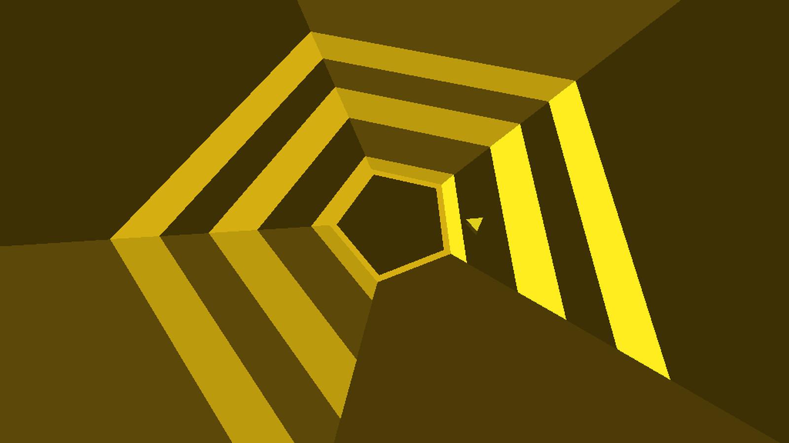 super hexagon - HD1200×800