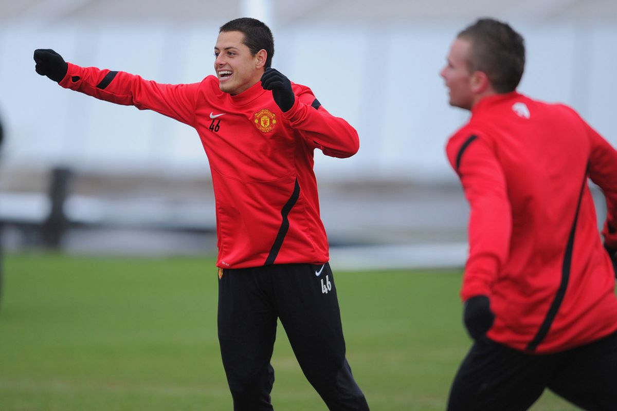 Look at how happy those boys are after finding out that they made my starting XI!