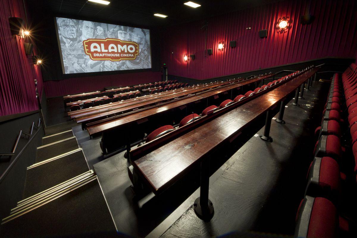 Alamo Drafthouse's South Lamar theater