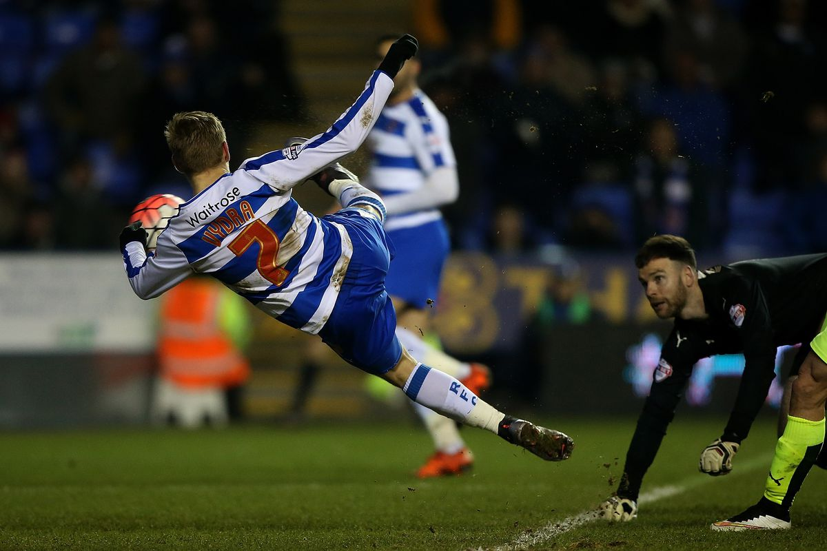 In Defence Of Reading FC's Underperforming Matej Vydra
