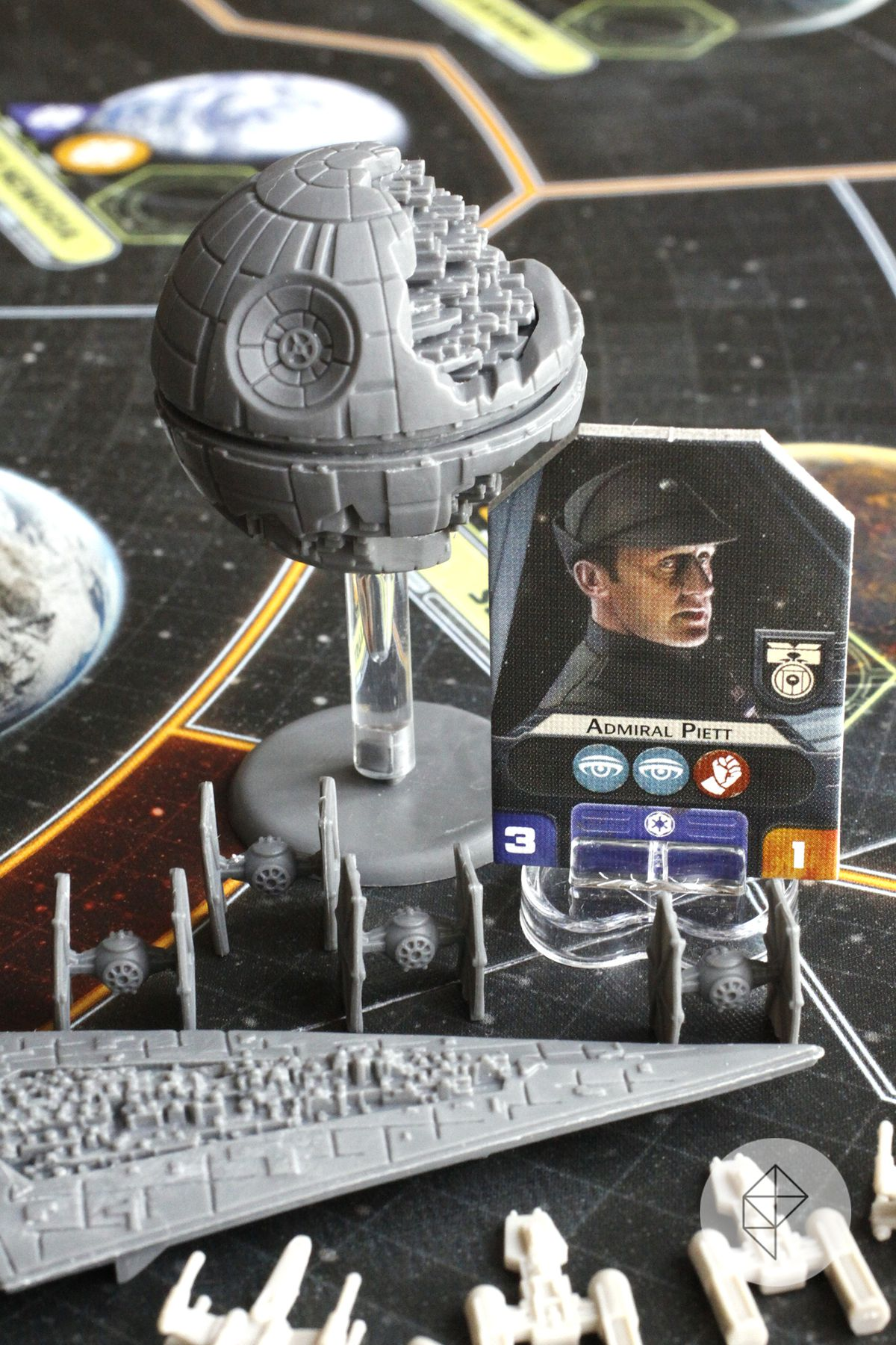 Star Wars: Rebellion is a great board game nearly crippled