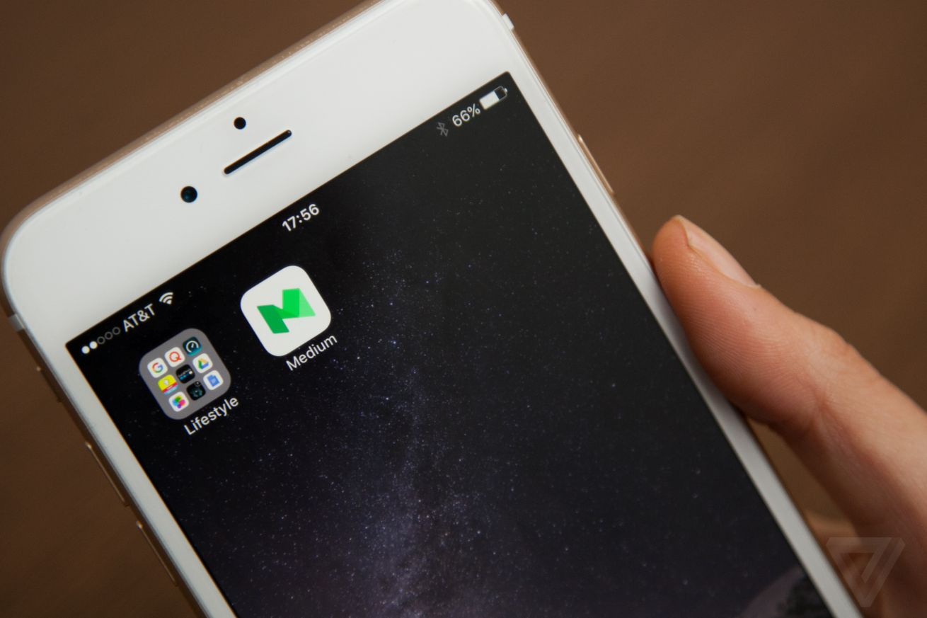 medium s latest ios release notes are all about facebook ceo mark zuckerberg