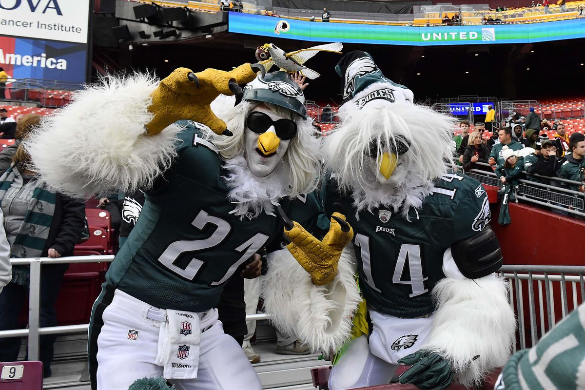 c3f5dd3b0 Redskins vs. Eagles score updates - Bleeding Green Nation