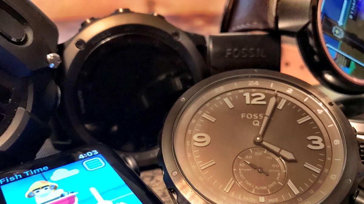 Best Smartwatches Of 2016 Polygon Razer Nabu Watch