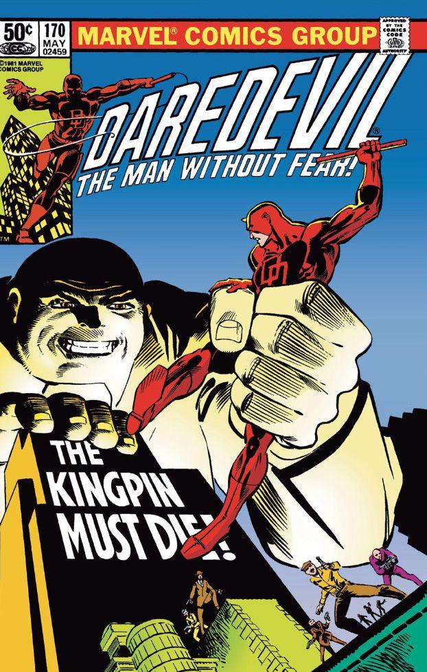 daredevil kingpin 2