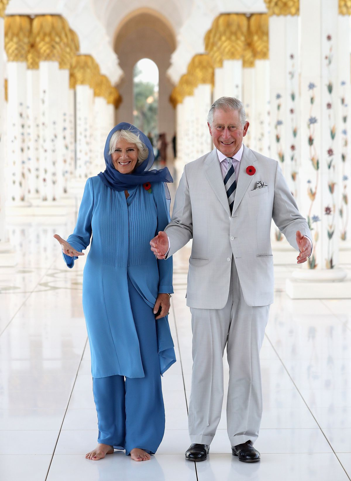 Duchess Camilla and Prince Charles (GettyImages)