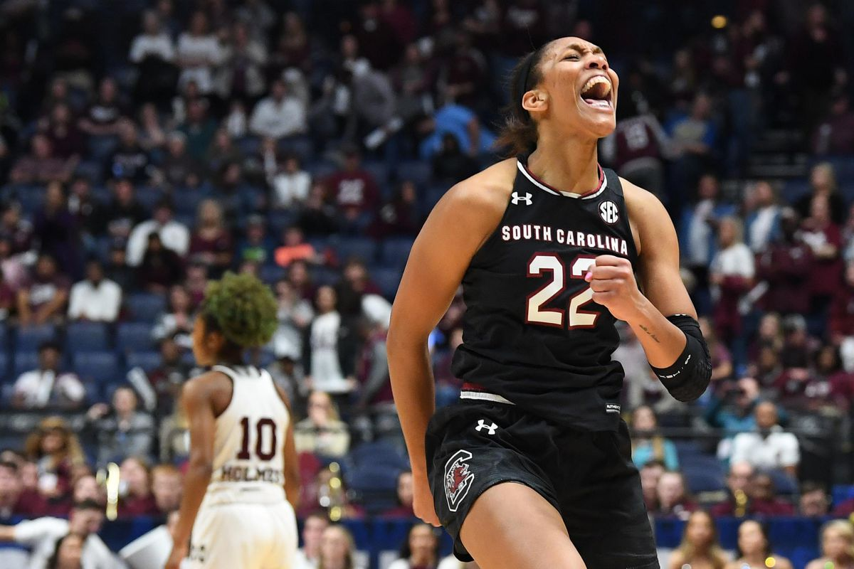 South Carolina's A'ja Wilson Expected To Go First In WNBA Draft