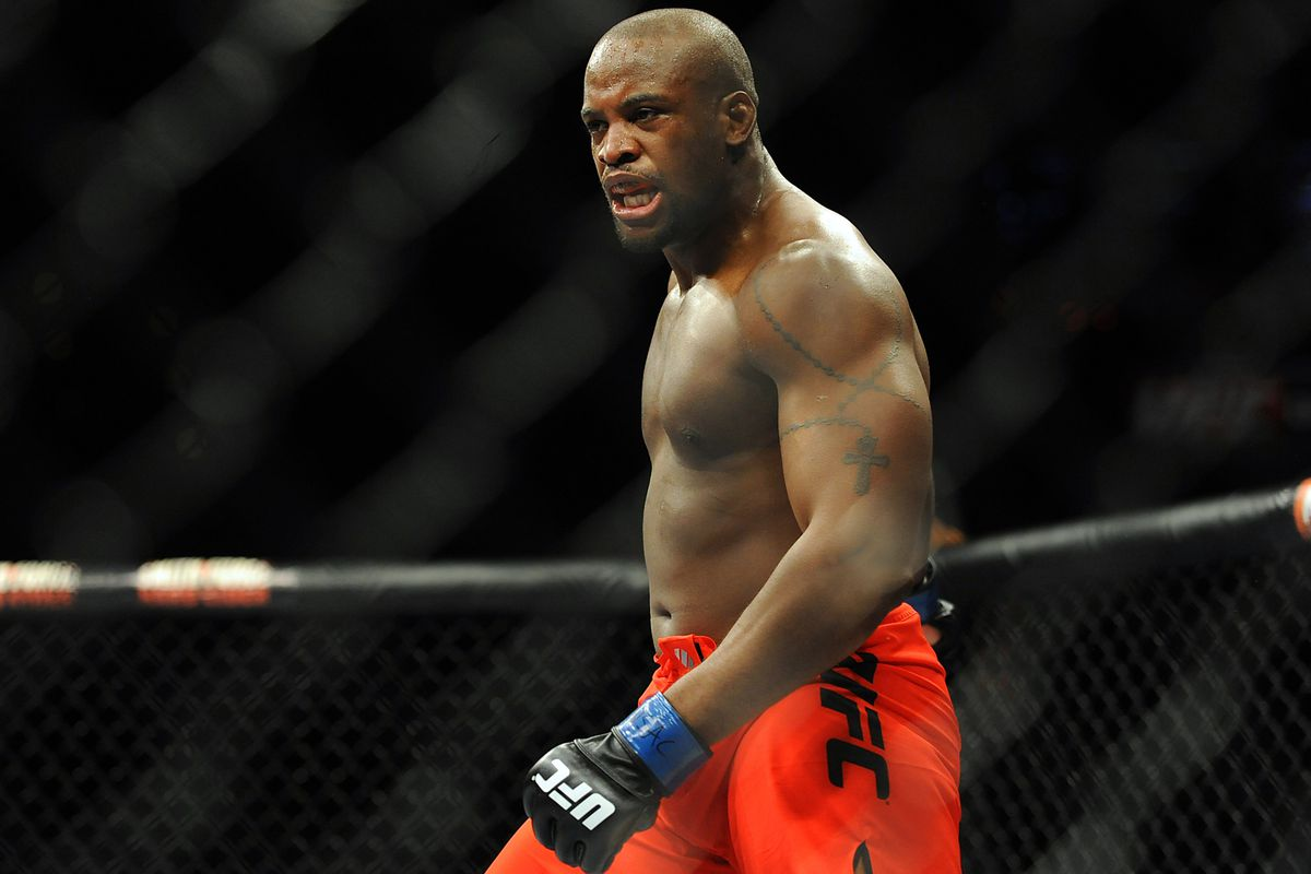Eddie Gordon looks forward to testing himself against the stacked 185lb division