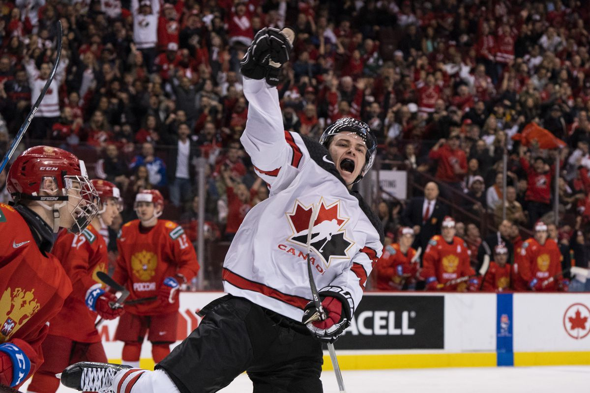 Russia v Canada - 2019 IIHF World Junior Championship