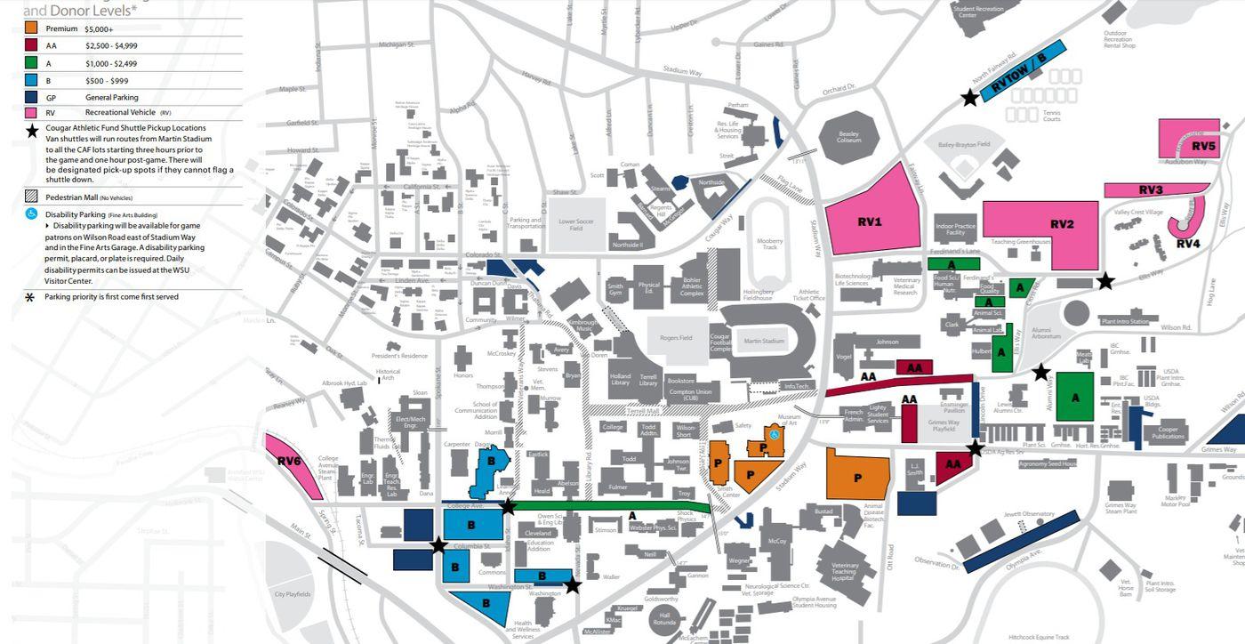 nmsu parking map 2020