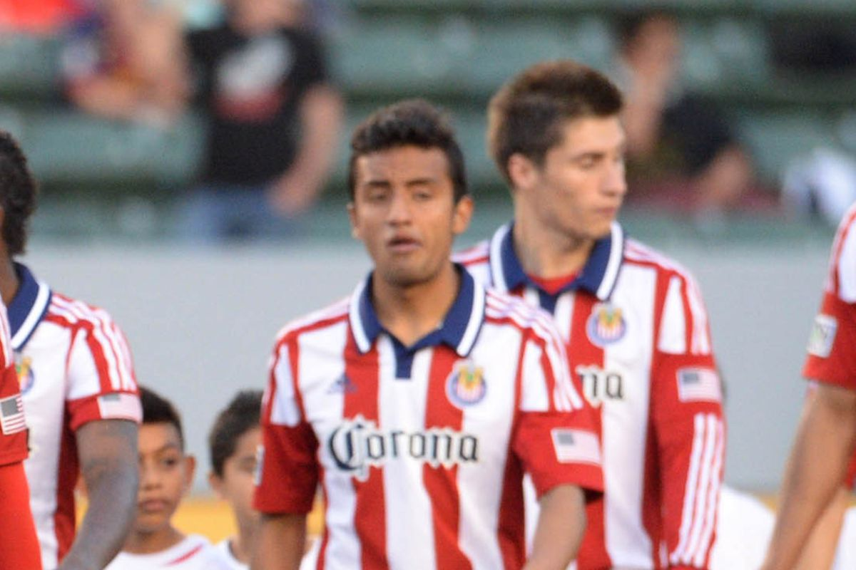 Ponce could face his former team.