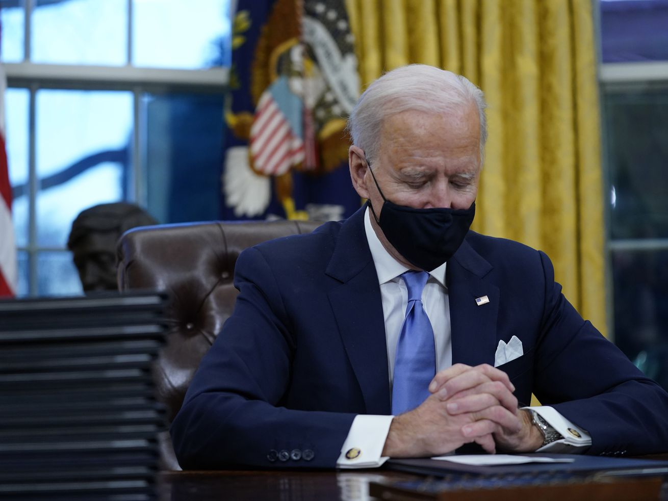 Joe Biden's climate steps could have a big impact on energy companies