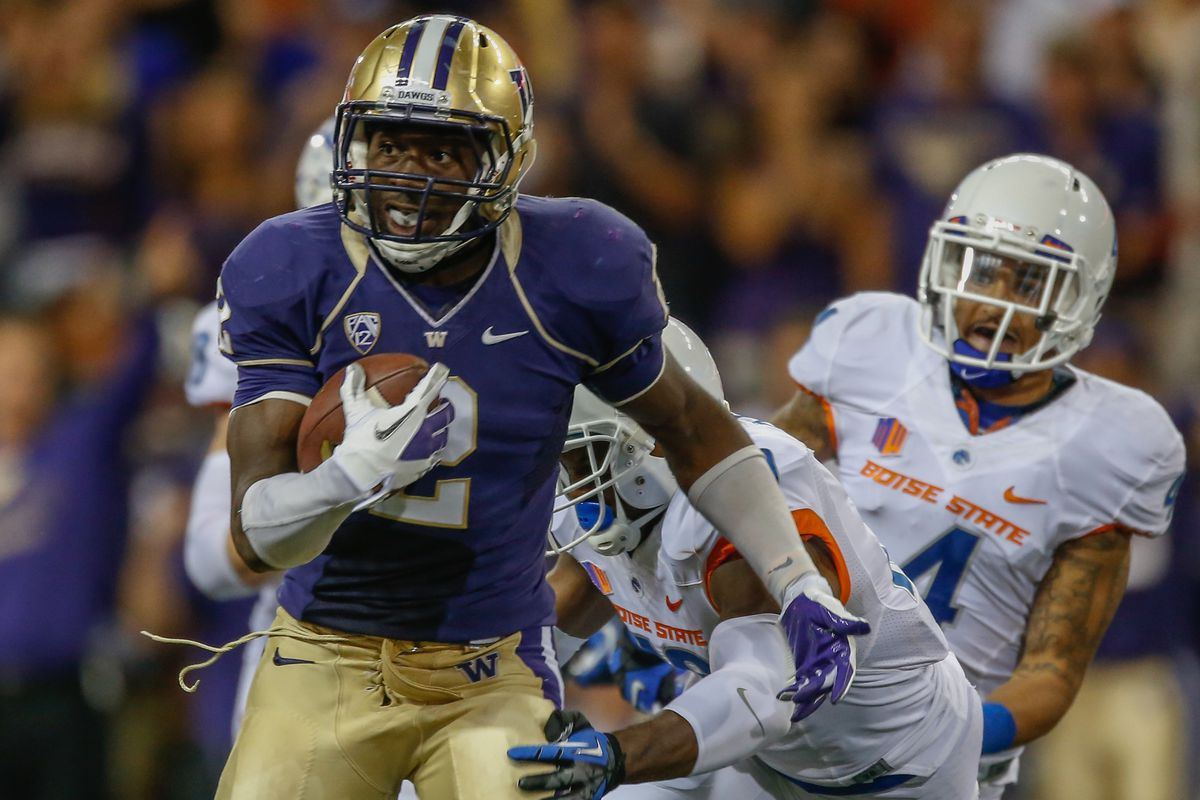 Washington made the biggest move for the Pac-12 in Week 1