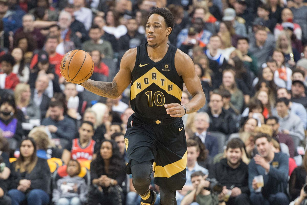 DeRozan wins Eastern Conference Player of the Month for January ... aa0690827