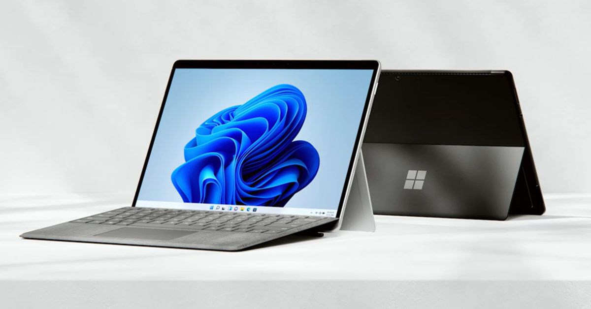 Microsoft announces Surface Pro 8 with 13-inch 120Hz display and Thunderbolt