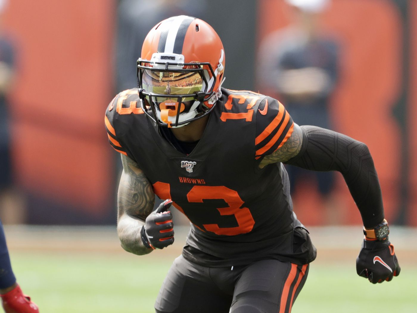 Will Cleveland Browns Odell Beckham Jr Be Fined For