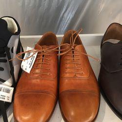 MM6 men's shoes, $289