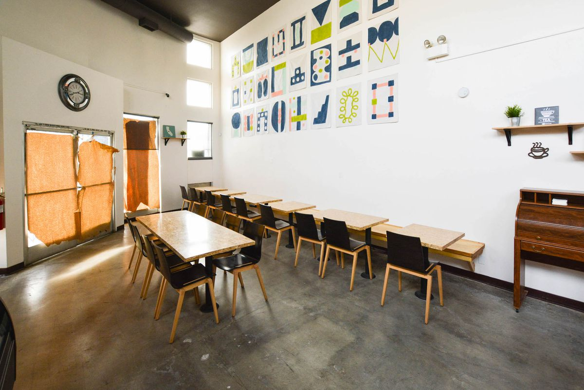 Lincoln Heights Gets In on the Hip Eastside Coffee Movement - Eater LA