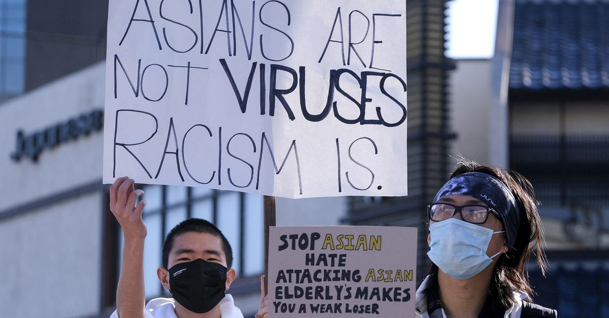 """www.vox.com: """"We're both the comfortable and the afflicted"""": What gets overlooked when we talk about anti-Asian racism"""