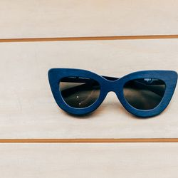 Dusen Dusen Triangle Sunglasses, $180