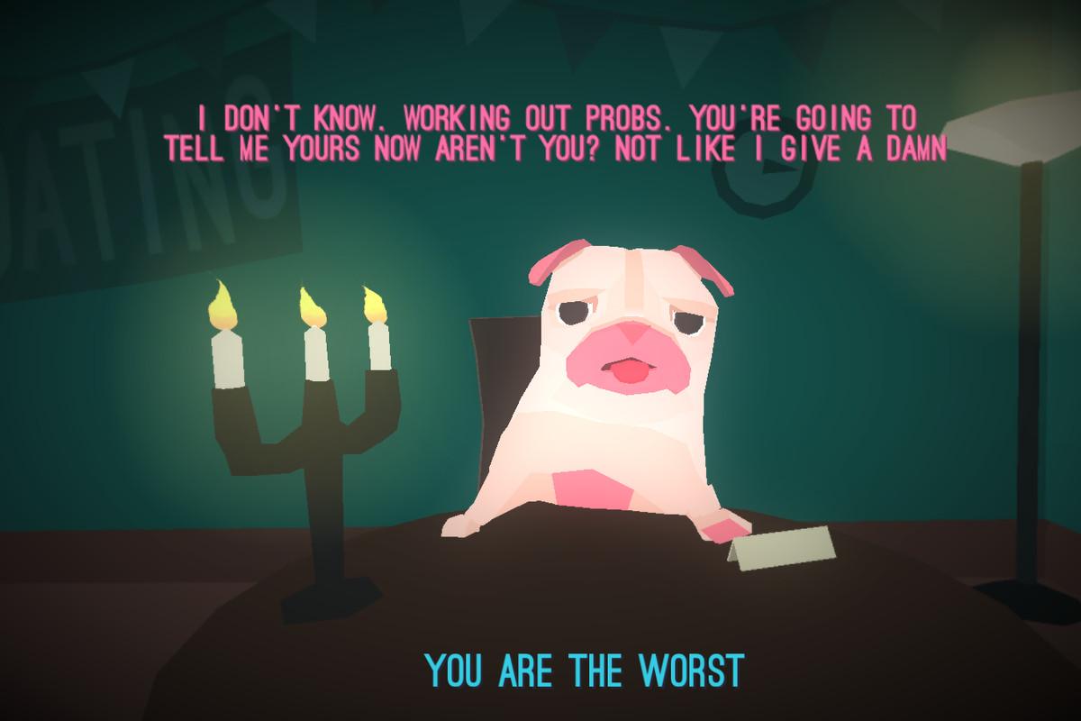 Pug  s guide till dating