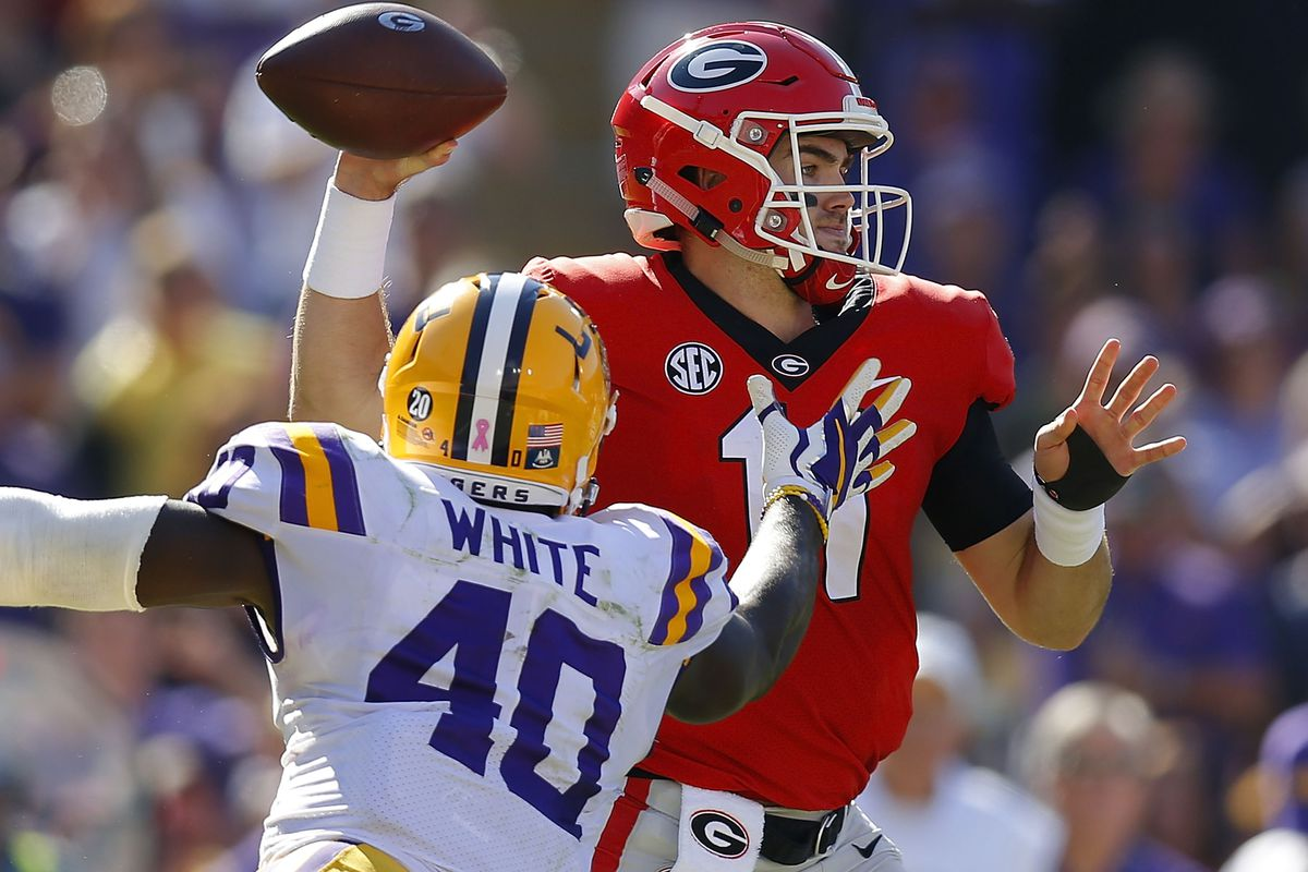 ae5897b3f Previewing Alabama vs. LSU  The Tiger defense will give Bama their ...