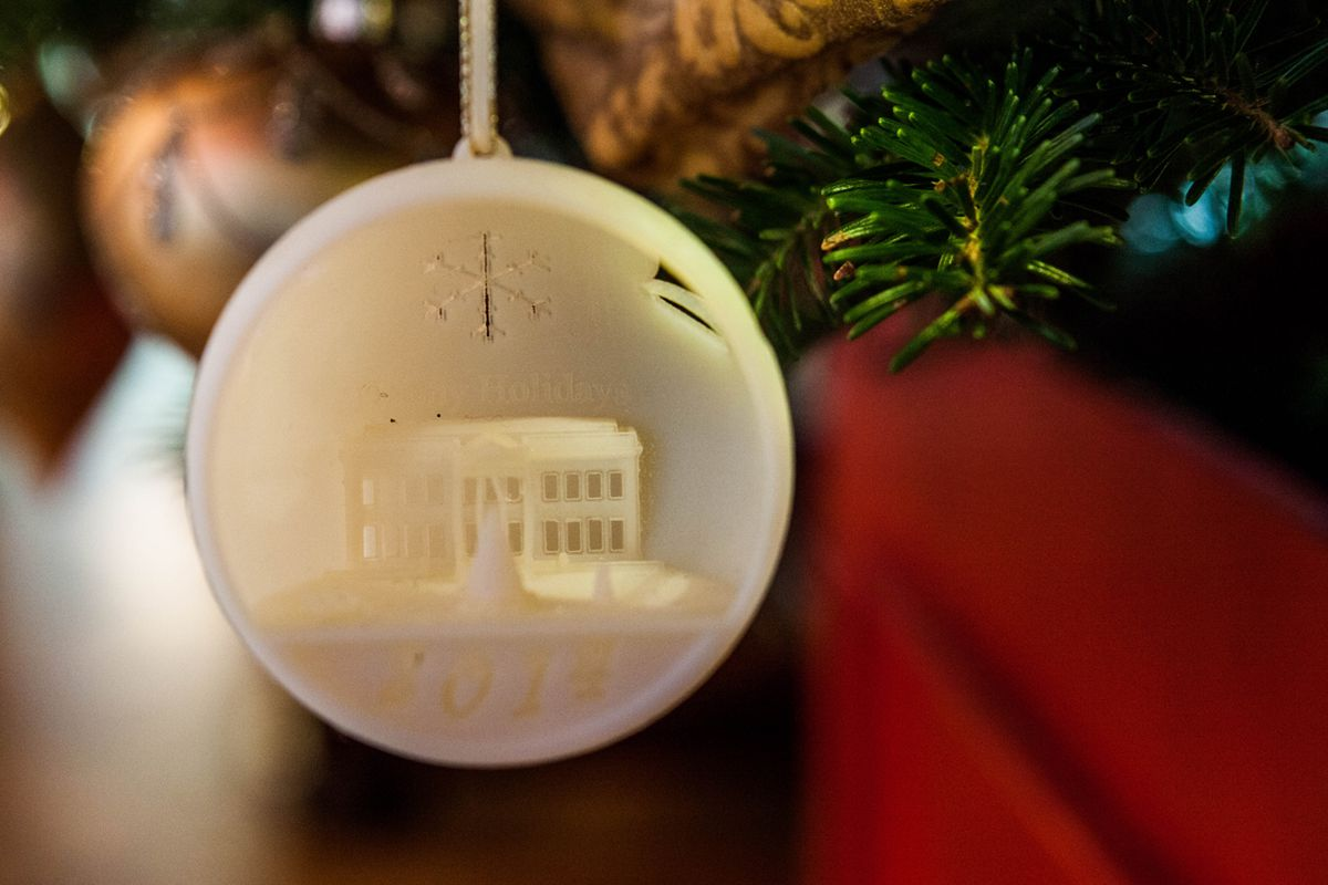 White House Unveils Winners Of 3 D Holiday Ornament Contest Vox